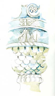 Petworth urn 2