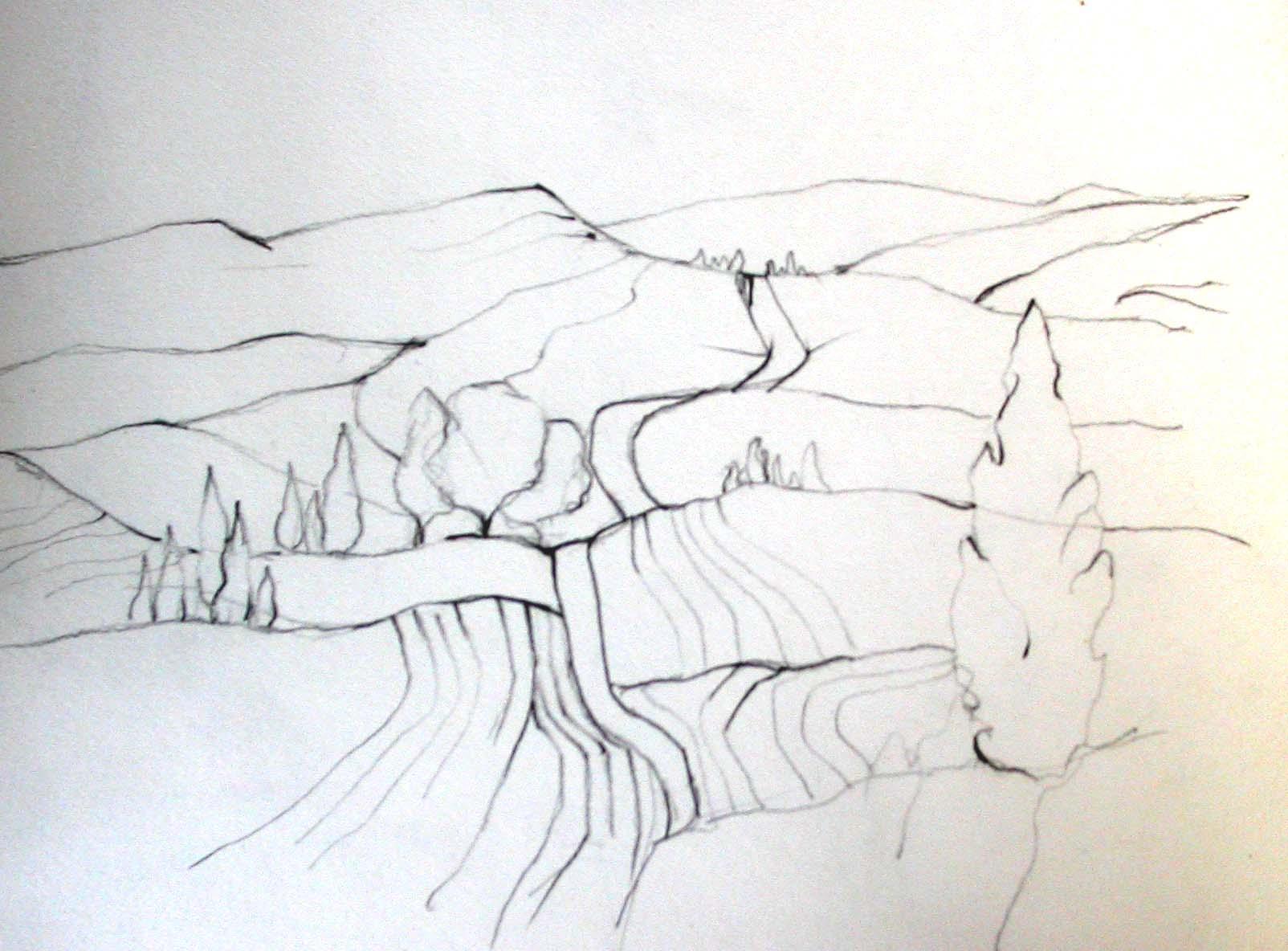 Drawing Castille 2